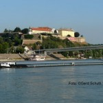 Novi Sad (SRB), Danube River