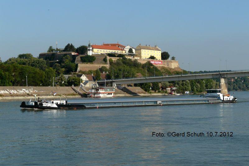 Danube Lion - G.Schuth ++
